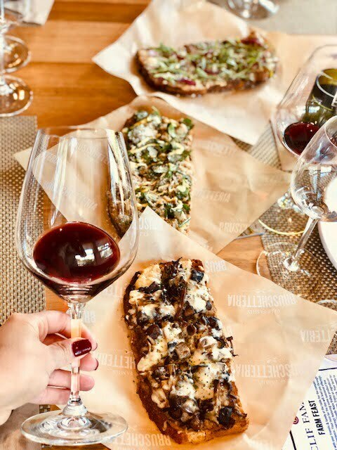 Clif Family: A Winery, A Food Truck & Cycling Adventures in Napa Valley 9