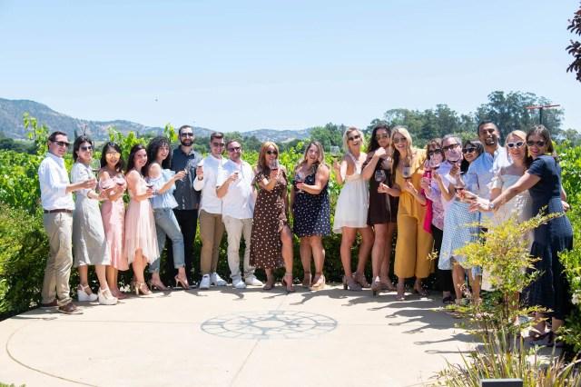 Patz & Hall Winery: Sparkling, Chardonnay & Pinot Noir Heaven from Sonoma County 3