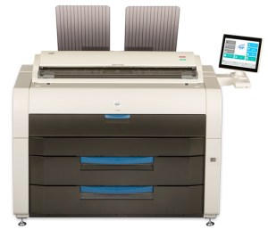KIP 7770 Multifunction Plotter