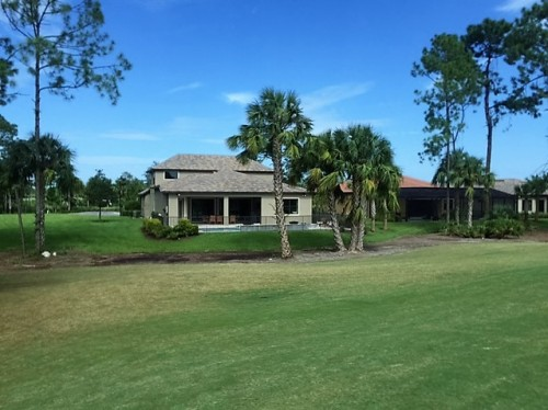 New Homes at Golf Club of the Everglades