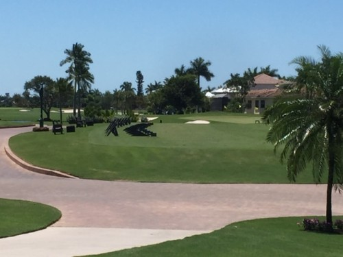 Marco Island Country Club Driving Range
