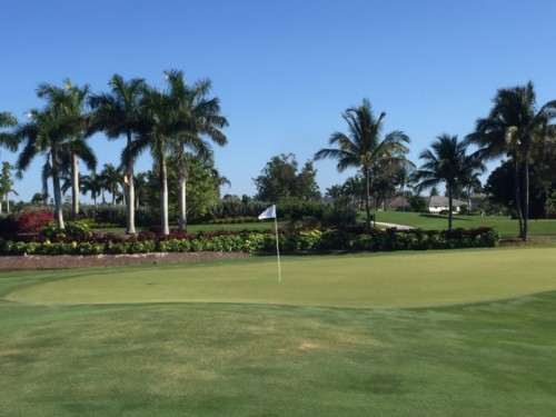 Private Golf Club Marco Island