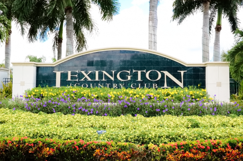 Lexington Country Club Ft Myers