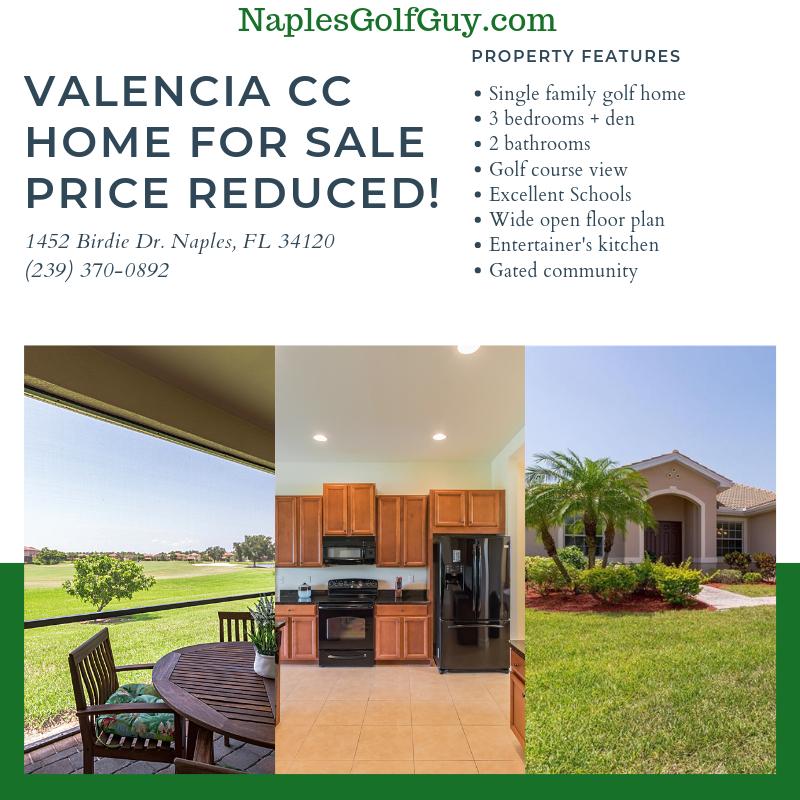 Valencia Home Price Reduction
