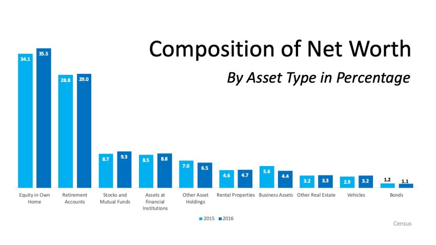 Top Contributor to Net Worth