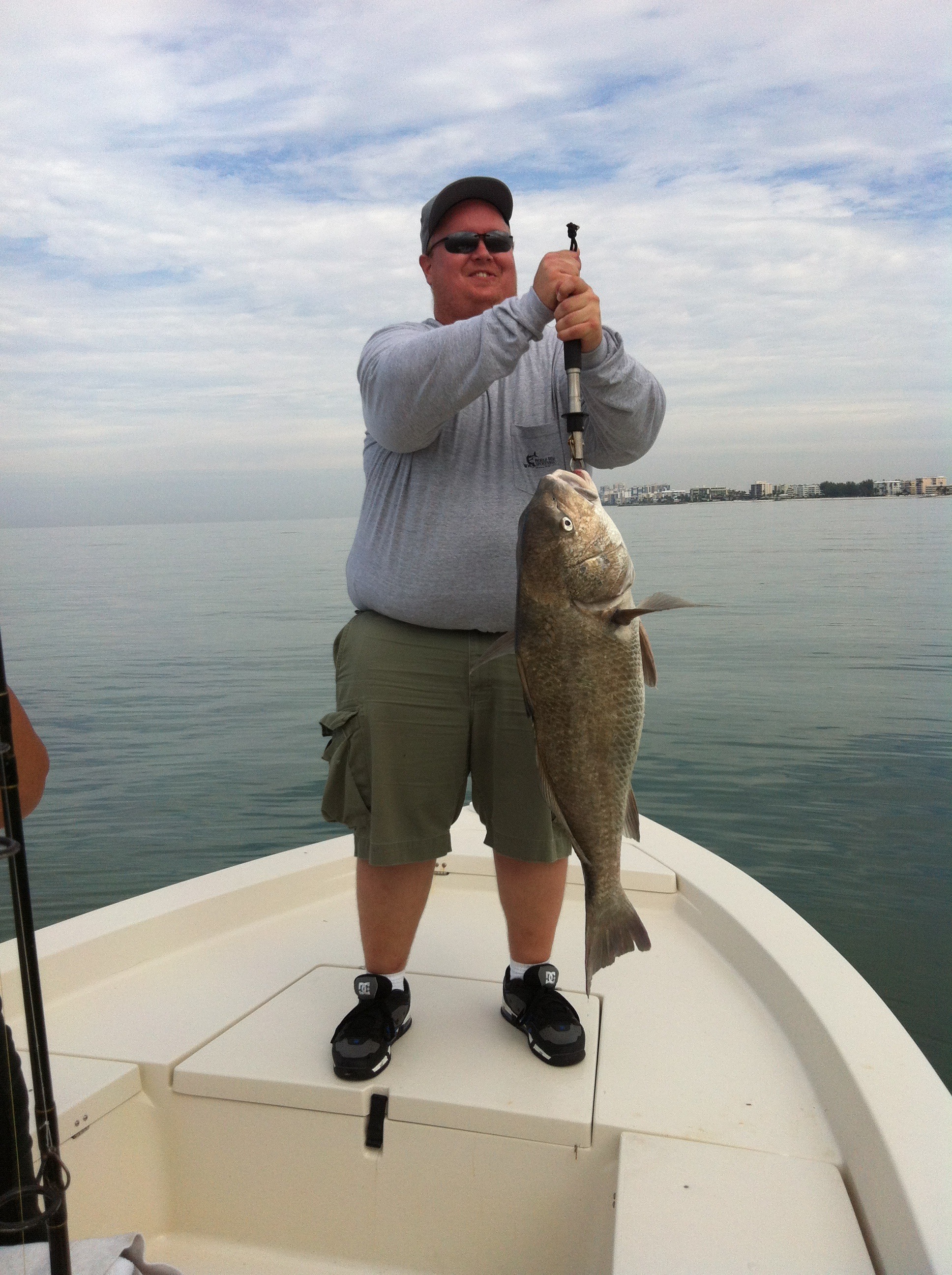 Naples fishing report naples fl fishing guide captain for Captain tonys fishing