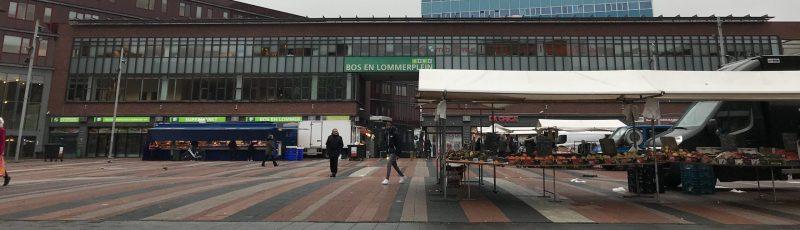 Bos en Lommermarkt