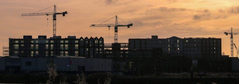 Nieuwbouw in Amsterdam