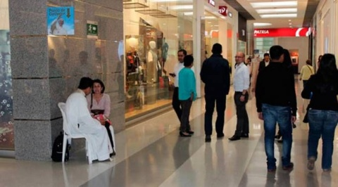 spovedanie la mall centru comercial