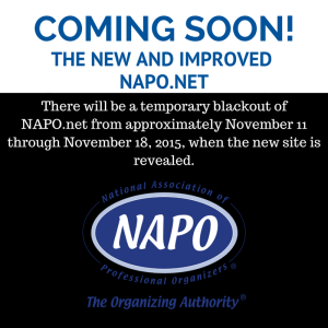 Coming Soon New NAPO.net
