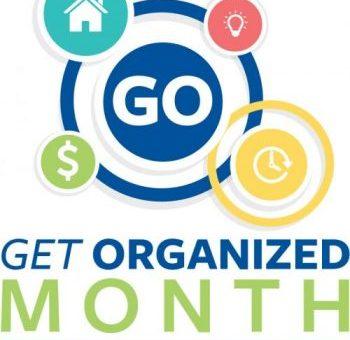 Get Organized Month 2017