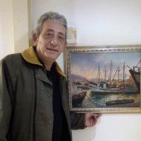 FOTO ARTISTA ENRICO CAPUANO