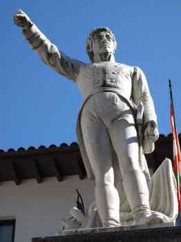 Statue de Churucca