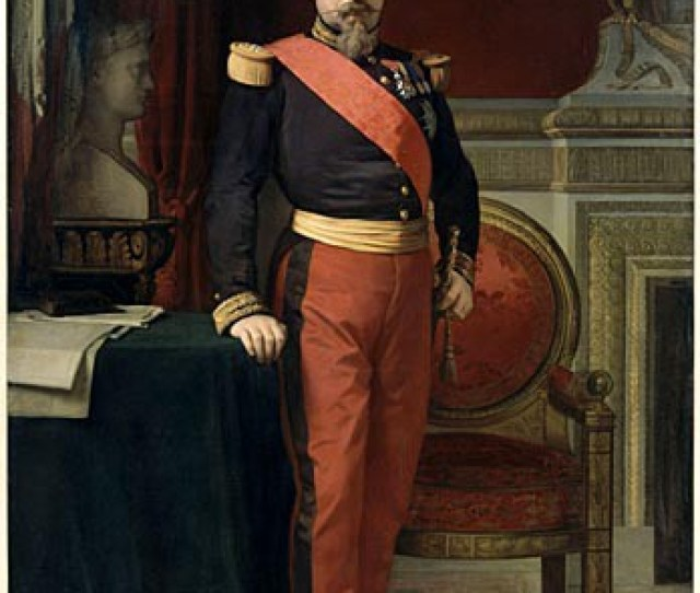 Napoleon Iii Was Born In Paris On  Named Charles Louis Napoleon He Was The Third Son Of Louis Bonaparte The Third Brother Of Napoleon And