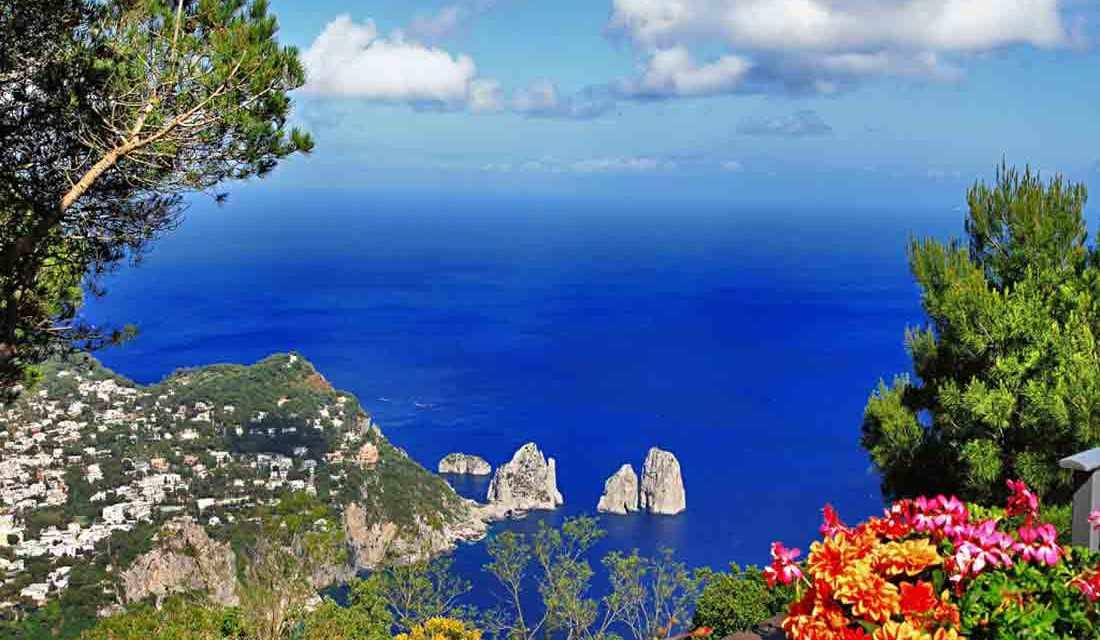 Isola di Capri, la perla del Golfo di Napoli
