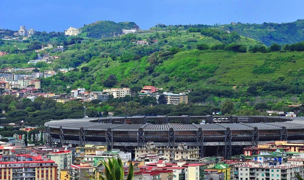 Storia di Fuorigrotta, un quartiere di Napoli