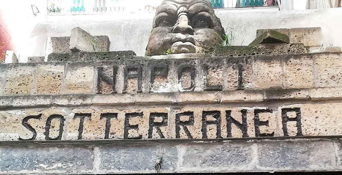 Napoli Sotterranea – Piazza San Gaetano e Sant'Anna di Palazzo