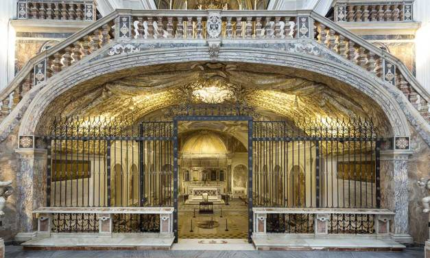 Catacombe di San Gaudioso e le tombe dei nobili