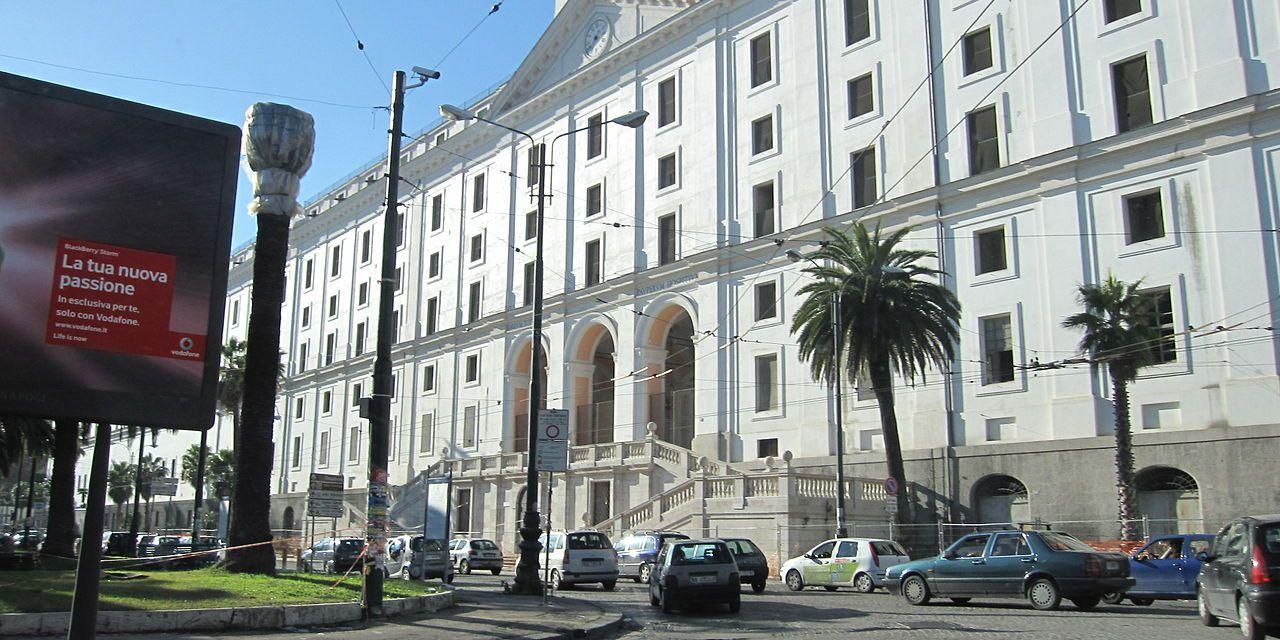 Real Albergo dei Poveri (Palazzo Fuga)