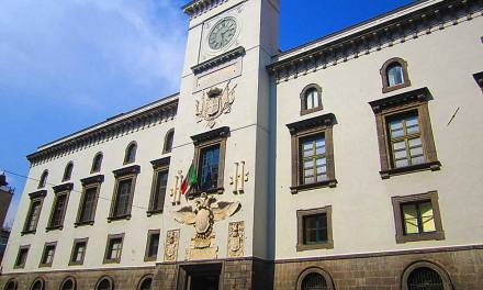 Il Castel Capuano, Napoli