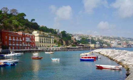 Posillipo, collina residenziale di Napoli