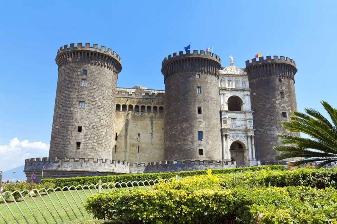 Castel Nuovo (Maschio Angioino) Napoli