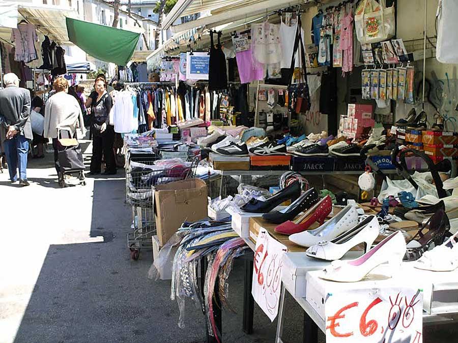 Mercato di Fuorigrotta, Napoli
