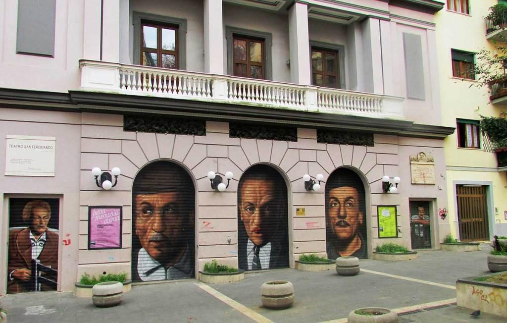 I teatri di Napoli - il San Ferdinando