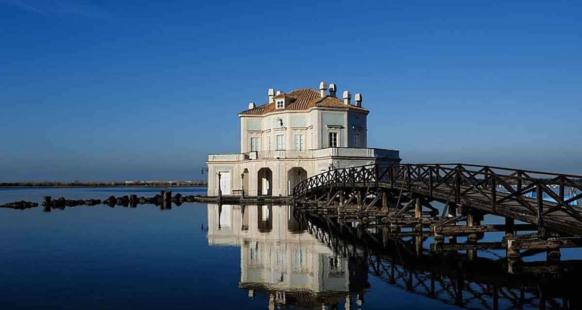 La Casina Vanvitelliana del Fusaro (Bacoli)