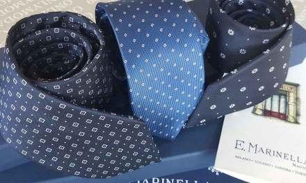 Cravatte Marinella, tre generazioni di eccellenza a Napoli