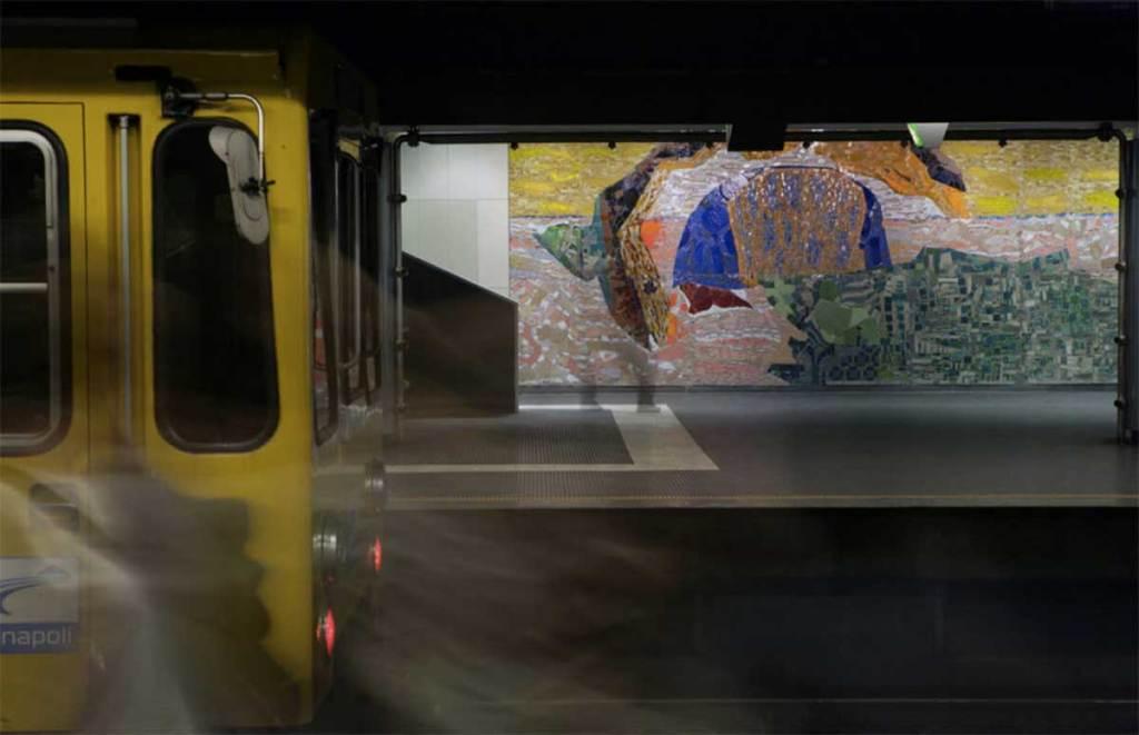 Metropolitana dell'Arte di Napoli, Vanvitelli