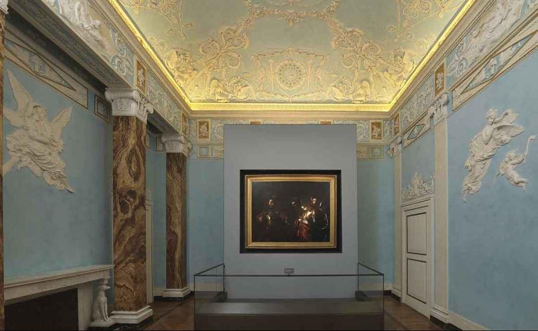 Napoli, Palazzo Zevallos-Stigliano