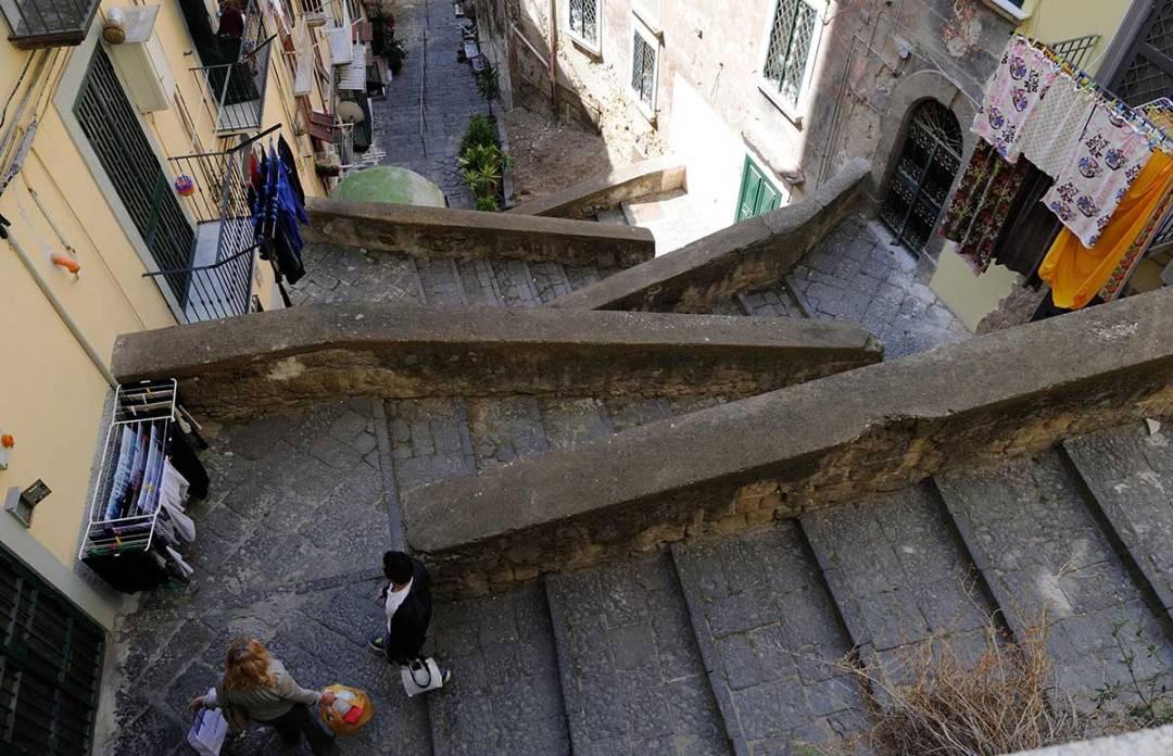 Scale del Petraio - Napoli