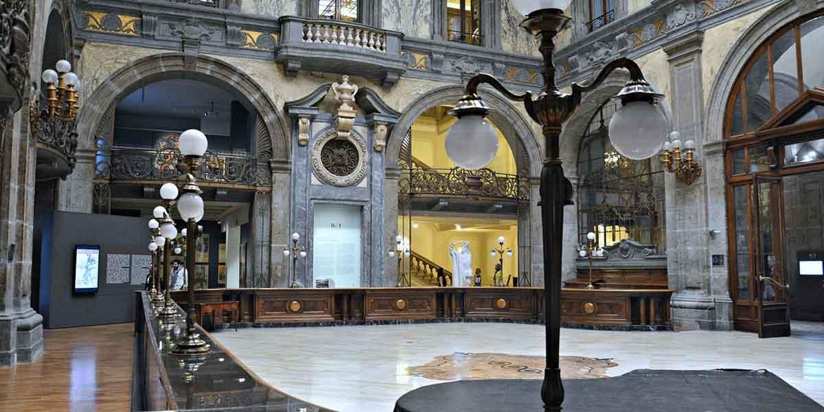 Gallerie di palazzo Zevallos Stigliano (Napoli)