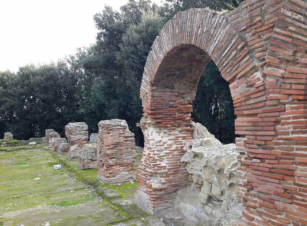 Parco Archeologico di Cuma - Pozzuoli