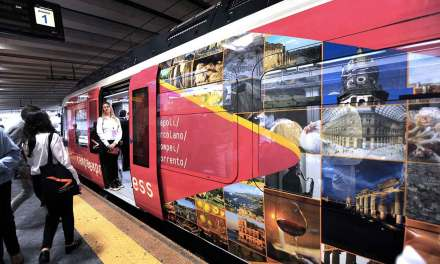 Campania Express 2017: il treno turistico da Napoli a Sorrento