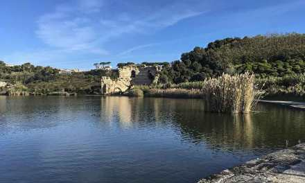 Lago d'Averno, la porte degli inferi (Pozzuoli)