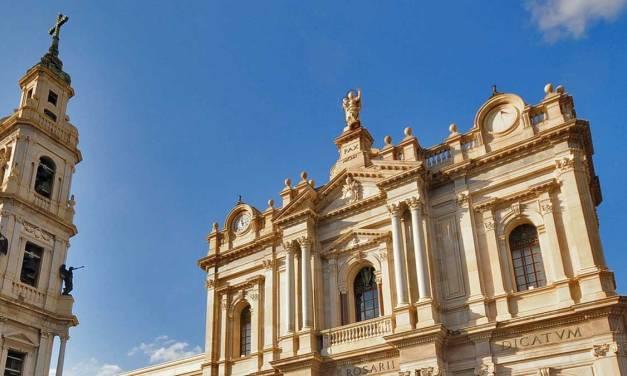 Pompei – Santuario della Beata Vergine del Rosario