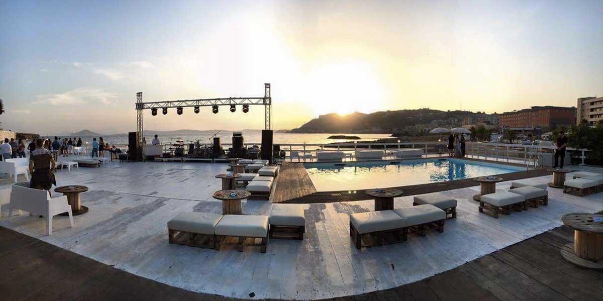Arenile Reload Bagnoli Discoteca Sul Golfo Di Napoli