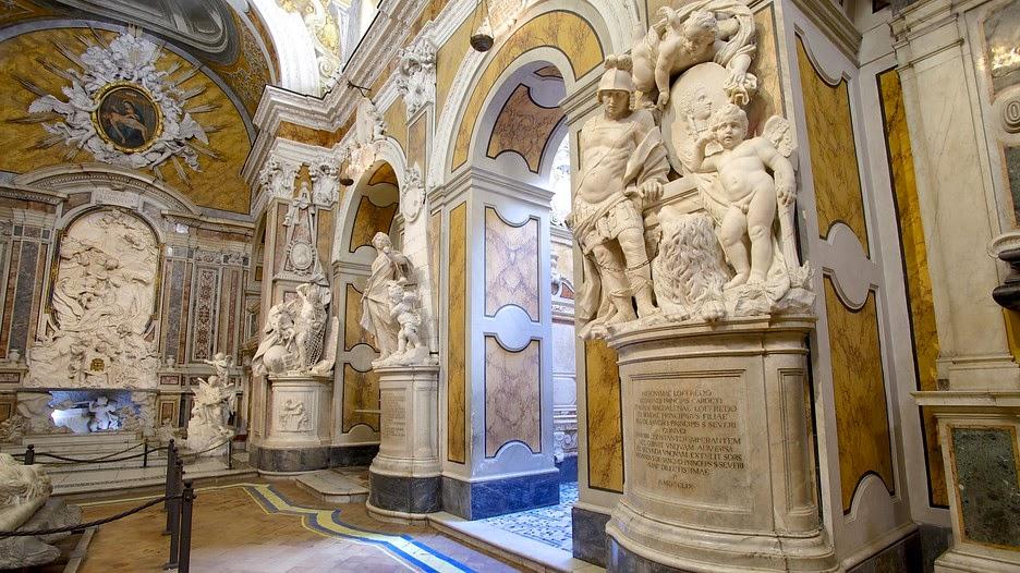 Visita Straordinaria alla Cappella Sansevero – 17 settembre 2017