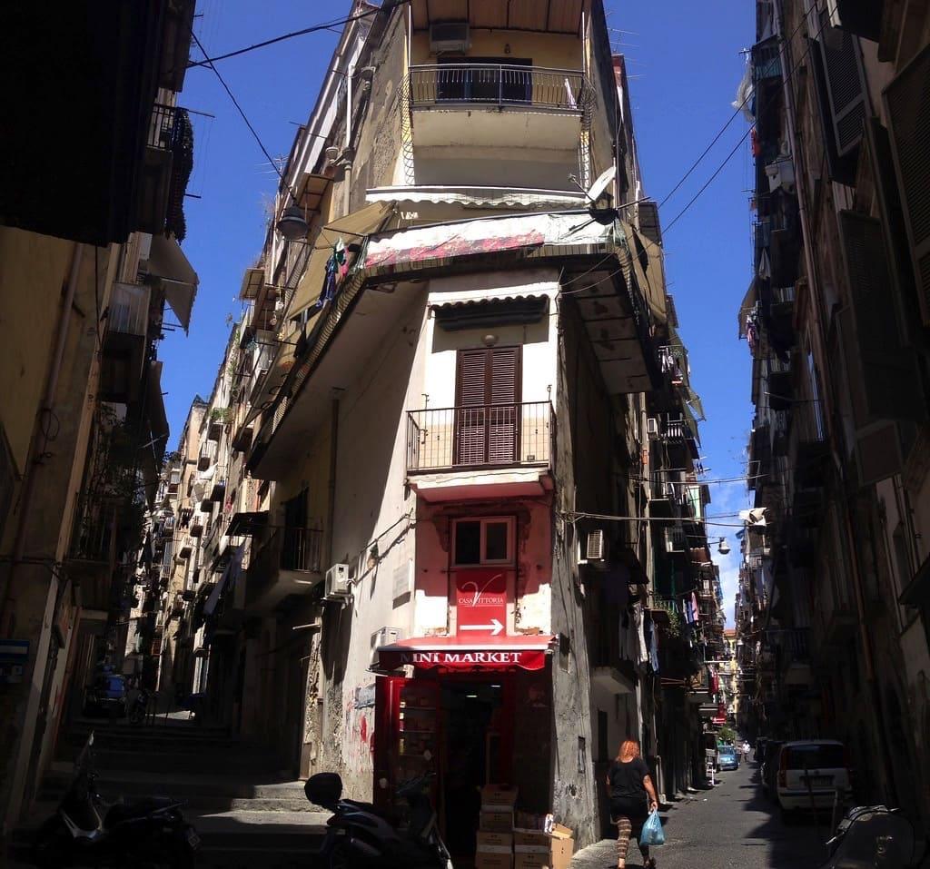 Via Forcella Napoli