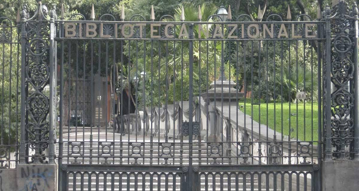 Biblioteca nazionale Vittorio Emanuele III – Napoli