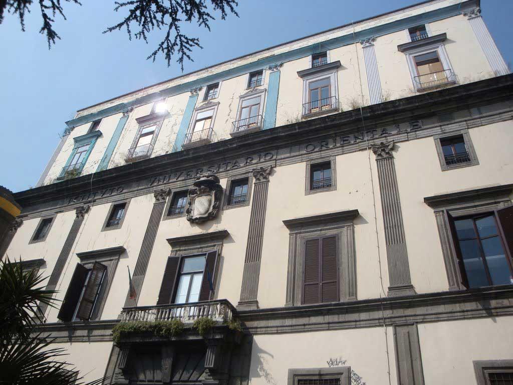 Università l'Orientale - Palazzo Giusso