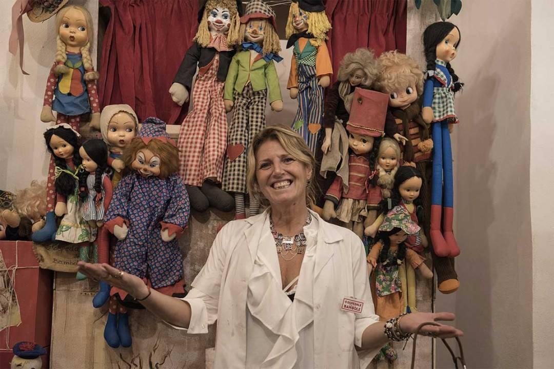 Ospedale delle Bambole Tiziana Grassi