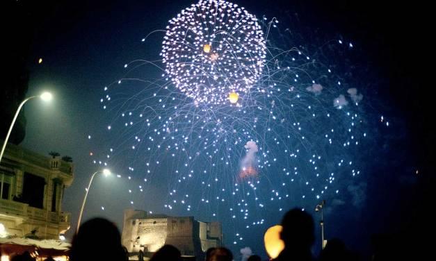 Capodanno 2019 a Napoli con concerti e fuochi di artificio