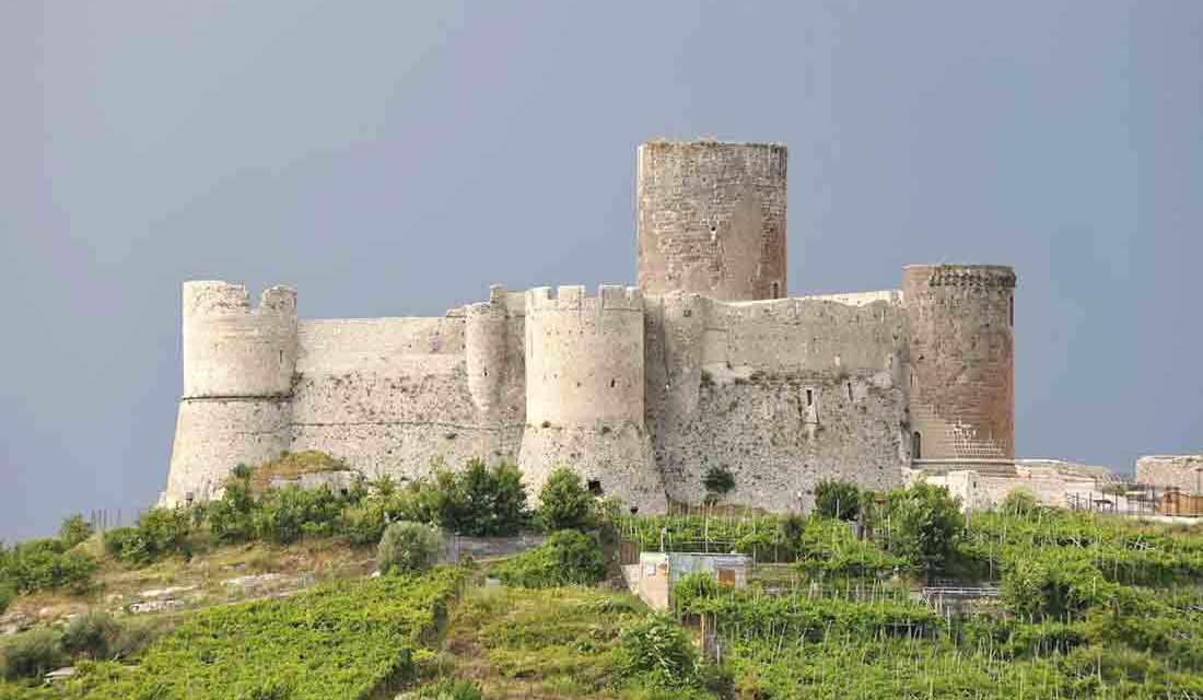 Castello Medievale di Lettere (NA)