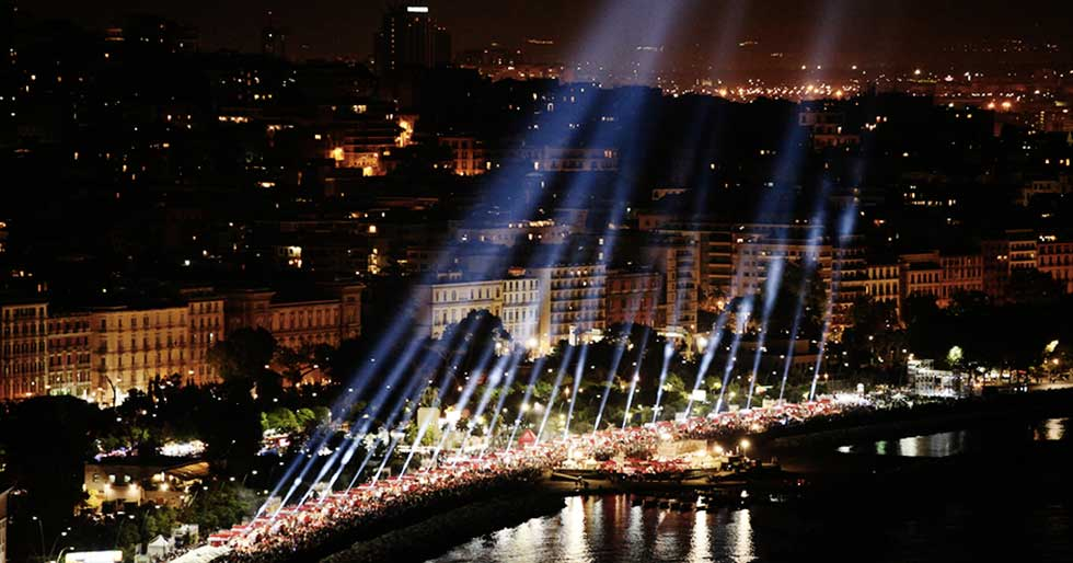 Napoli Capodanno sul Lungomare