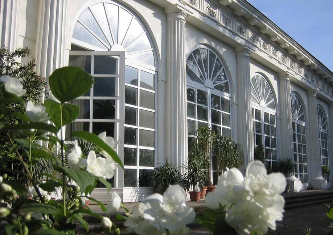 Reale Orto Botanico Serra Merola