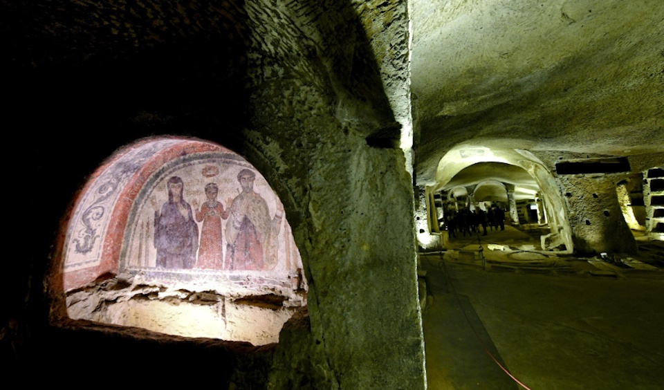 AperiVisite alle Catacombe di San Gennaro a Napoli