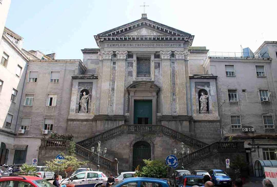 Chiesa dei Pellegrini Napoli
